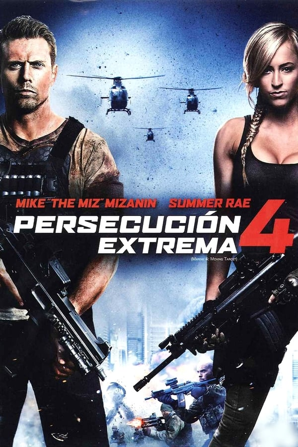 The Marine 4: Moving Target (Persecución extrema 4)
