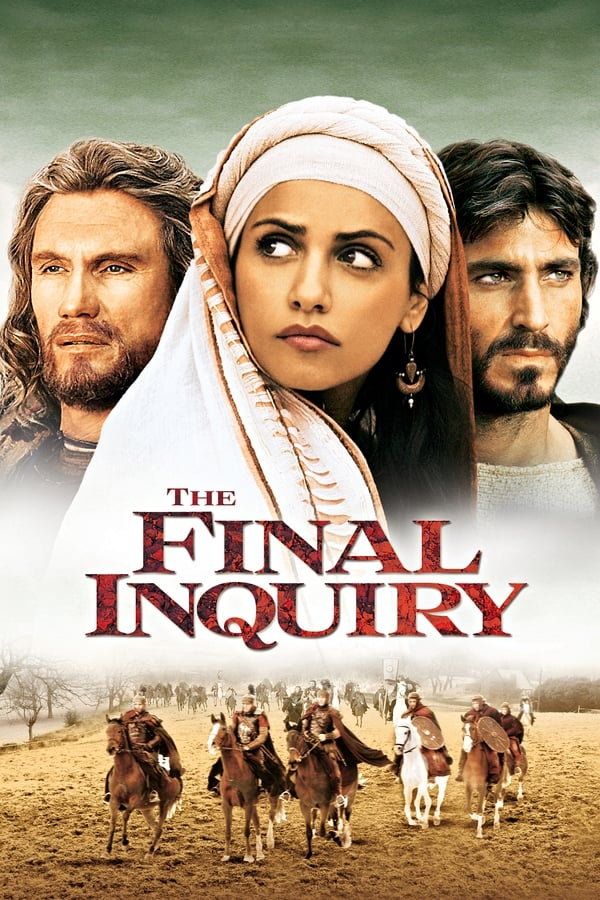 En busca de la tumba de Cristo (The Final Inquiry)