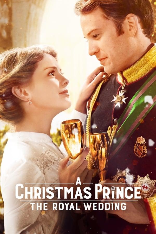 Un príncipe para Navidad: La boda real