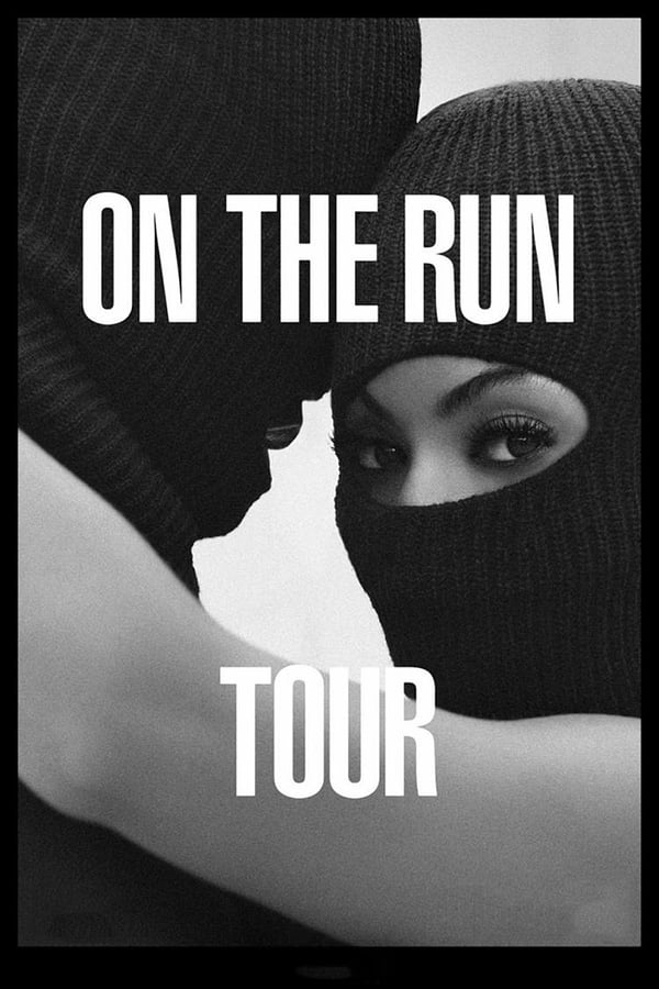 On the Run Tour: Beyoncé and Jay Z