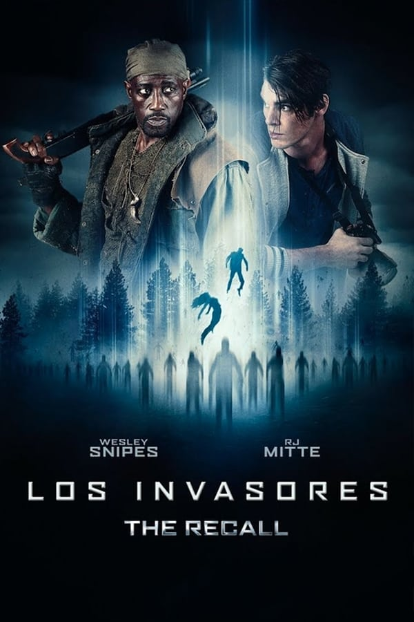 Los invasores (The Recall) ()