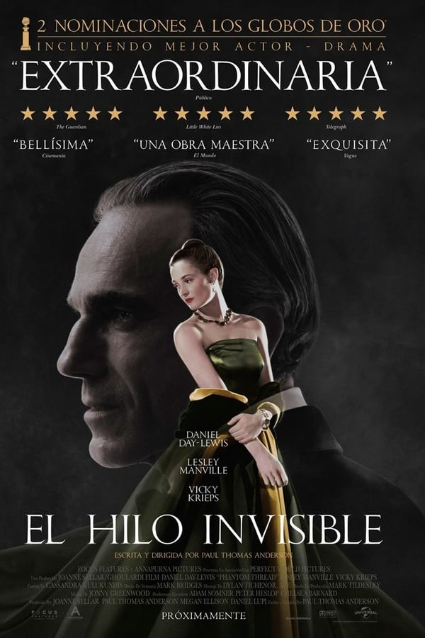 El hilo invisible (Phantom Thread) ()