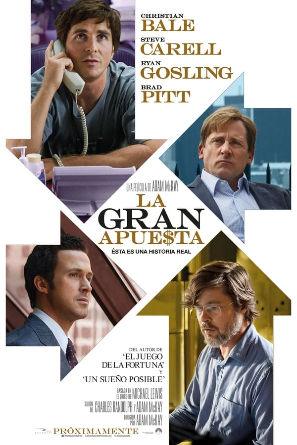 La gran apuesta (The Big Short)