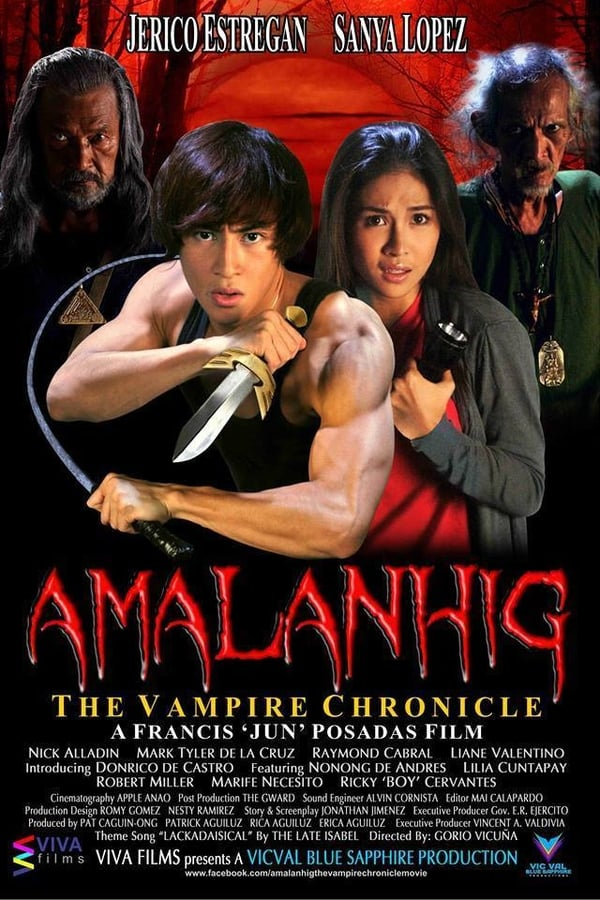 Amalanhig: The Vampire Chronicle
