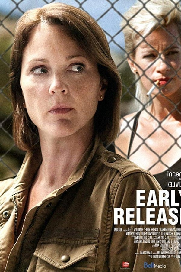 Early Release (Mommy's Prison Secret)