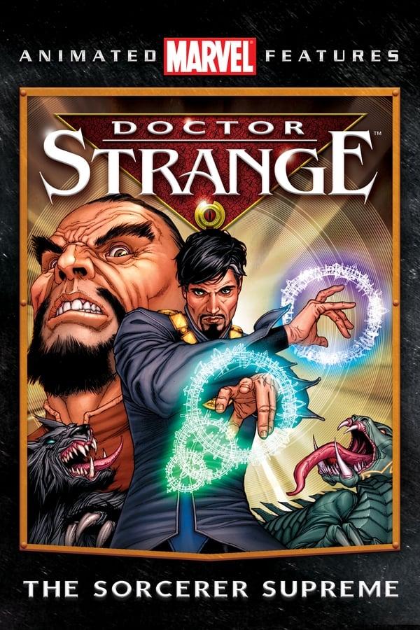 Doctor Extraño: El hechicero supremo (Doctor Strange)