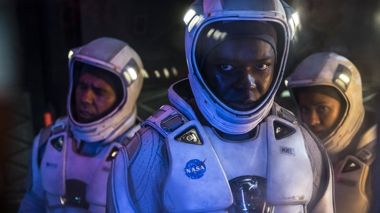 Ver The Cloverfield Paradox en Español