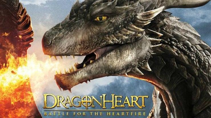 Ver Dragonheart 4: Corazón de fuego en Español