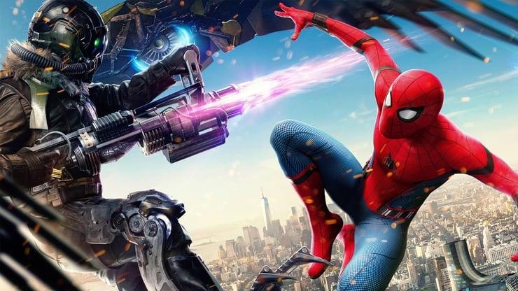 Ver Spider-Man: Homecoming en Español