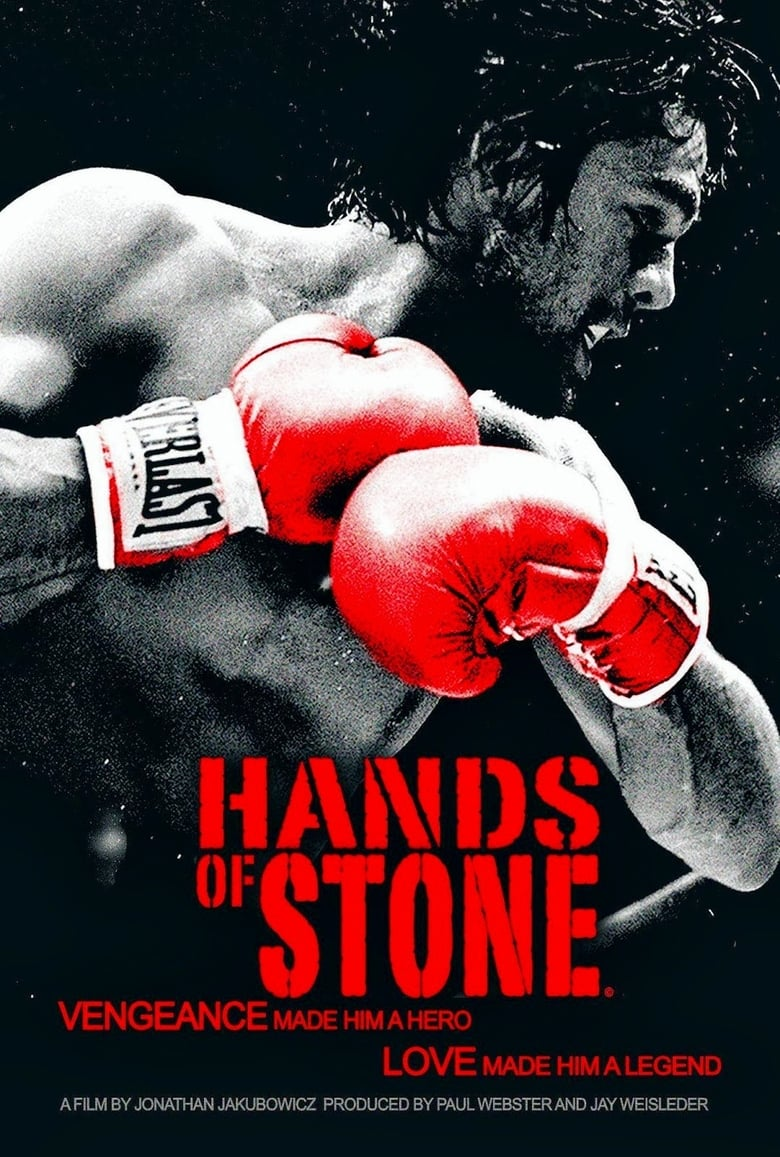 Hands of Stone (Manos de piedra) ()