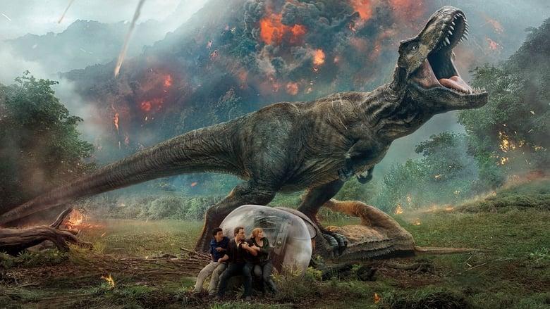 Jurassic World Fallen Kingdom  [2018]