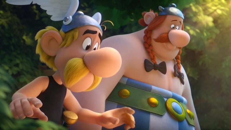 Asterix The Secret of the Magic Potion  [2019]