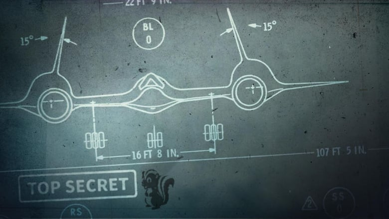 Secrets in the Sky The Untold Story of Skunk Works  [2019]
