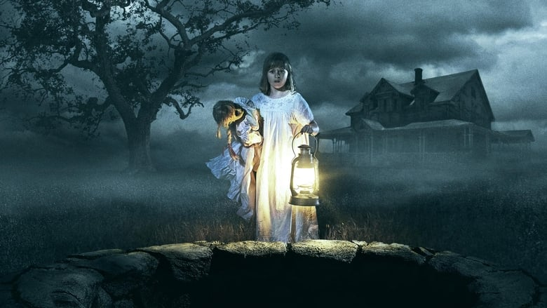 Online [Free Watch] Full Movie Annabelle: Creation (2017)