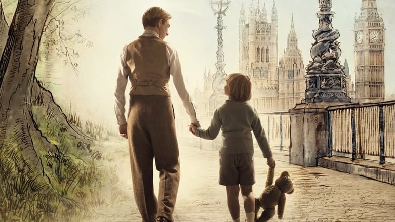 Online [Free Watch] Full Movie Goodbye Christopher Robin (2017)