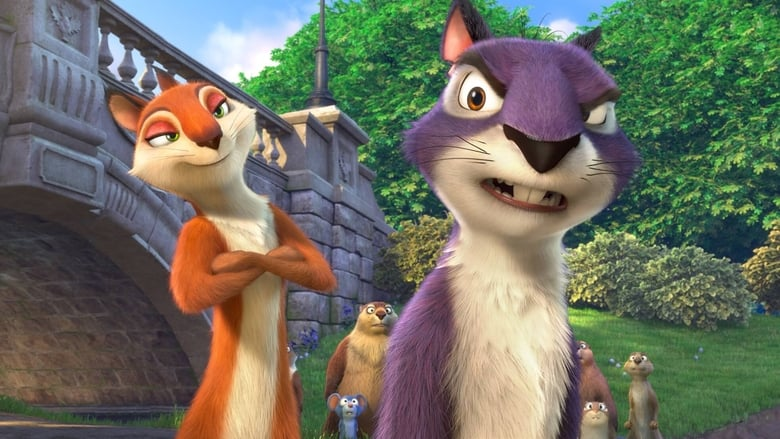 Image Movie The Nut Job 2: Nutty by Nature 2017