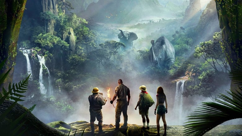 Online [Free Watch] Full Movie Jumanji: Welcome to the Jungle (2017)