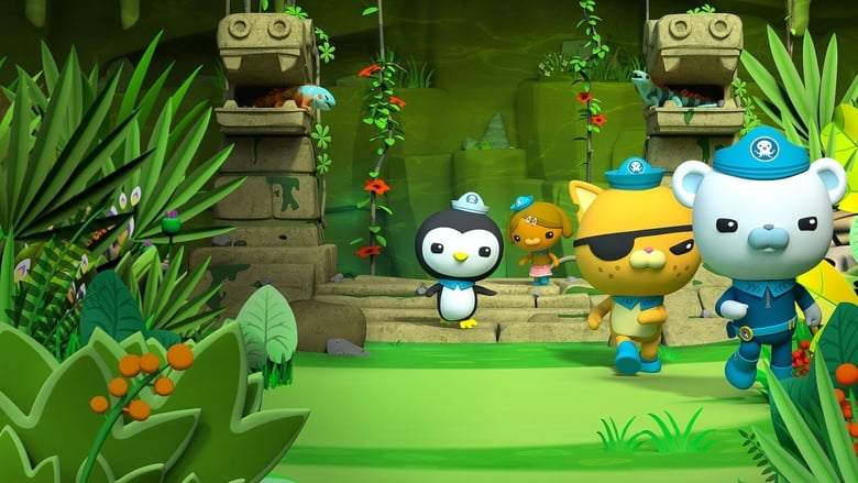 Octonauts And The Caves Of Sac Actun  [2020]