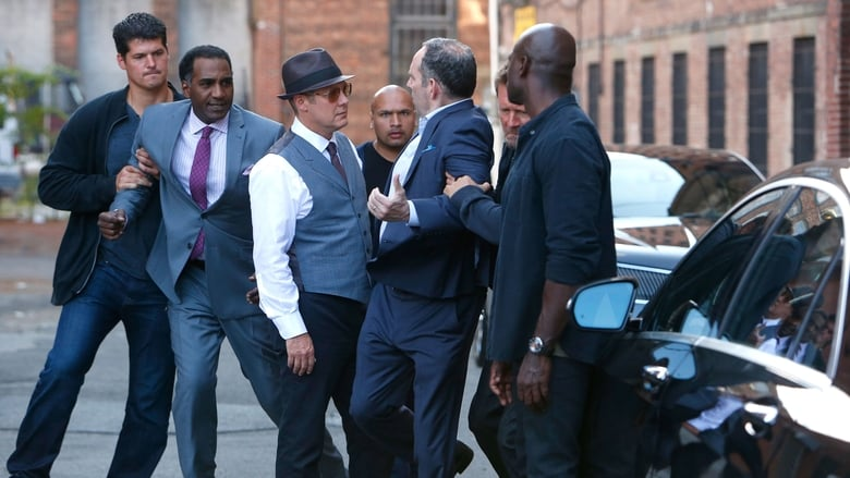 The Blacklist Season 2 Episode 3