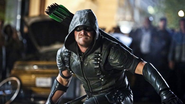 Arrow Saison 4 Episode 23