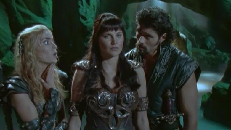 Зена королева воинов в какой серии она беременна 1
