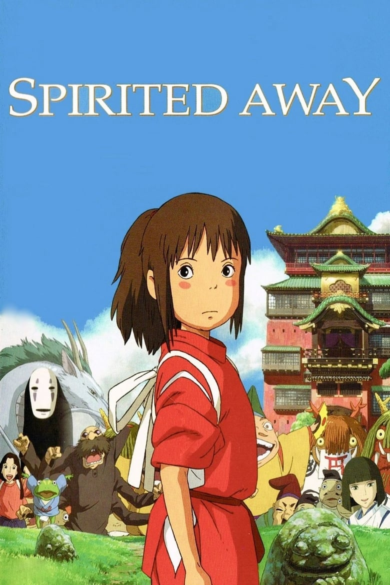 an analysis of the movie spirited away Much like miyazaki's own kiki's delivery service, a film about a young witch  claiming her independence through a series of trials, spirited away.