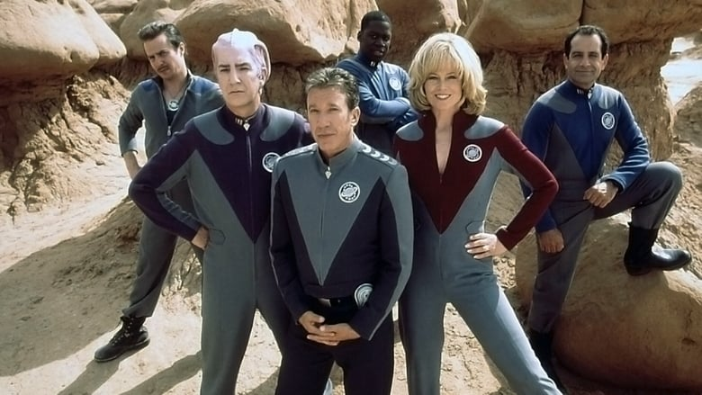 Galaxy Quest Backdrop