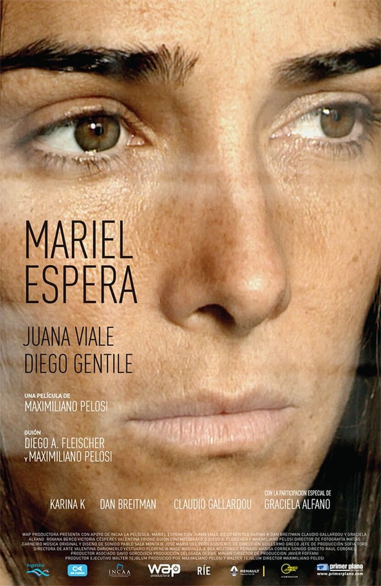 Mariel Espera (2017) DvdRip Latino