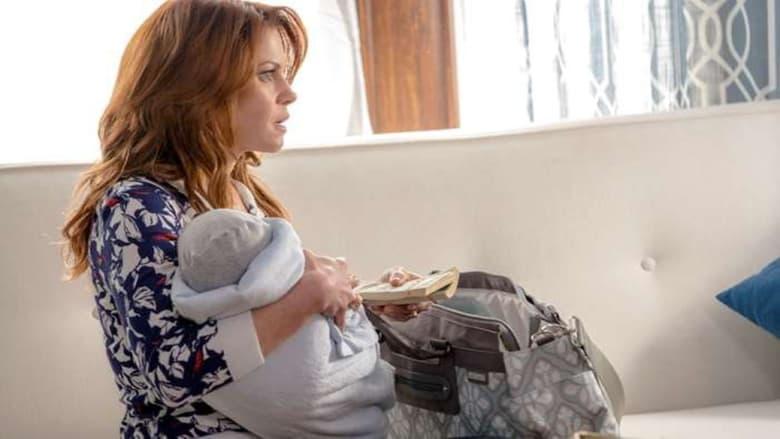 Aurora Teagarden: un bébé sur les bras