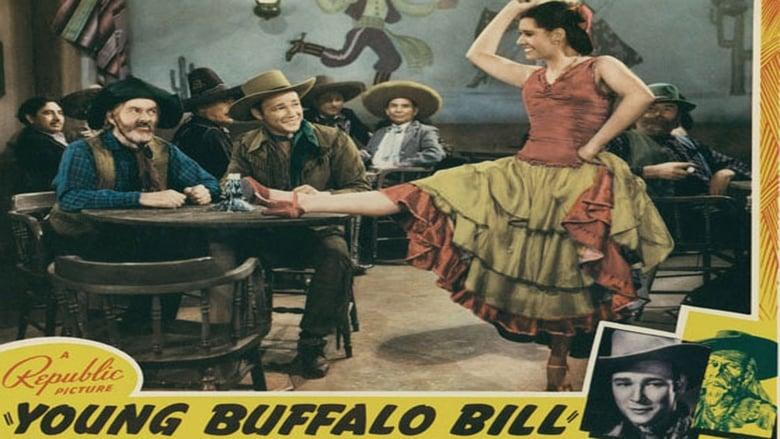 Se Young Buffalo Bill Gratis på nett med norsk tekst