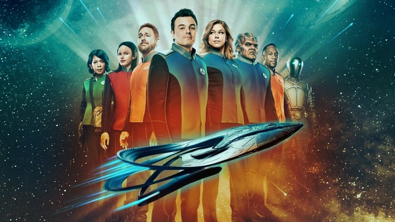 The Orville Dublado e Legendado Online