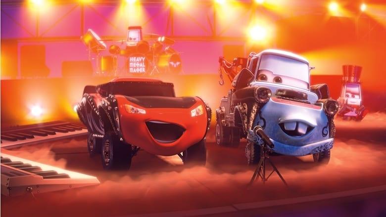 Cars toon saison 2