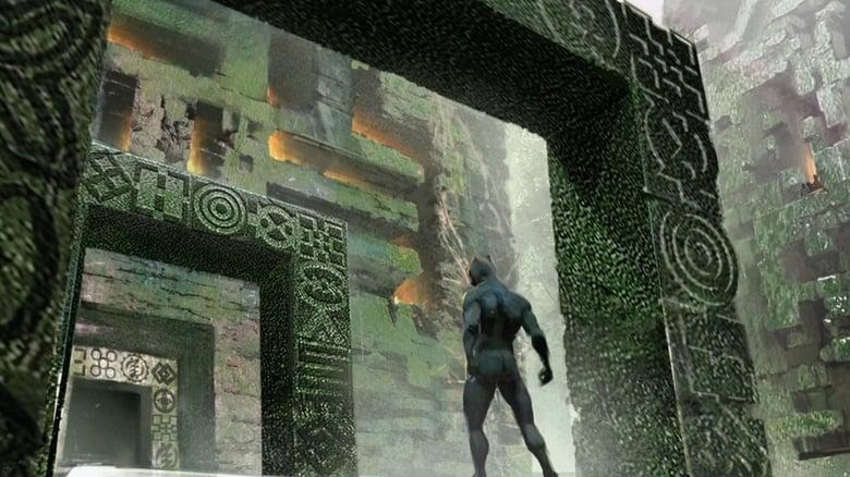 Black Panther Backdrop