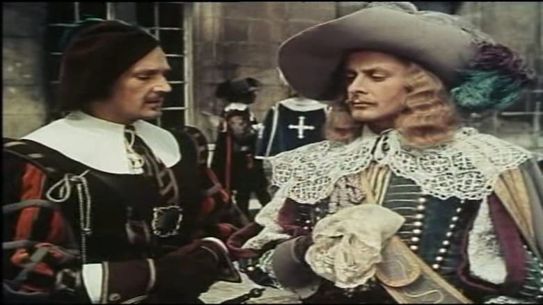 Regarder Film The Three Musketeers Gratuit en français