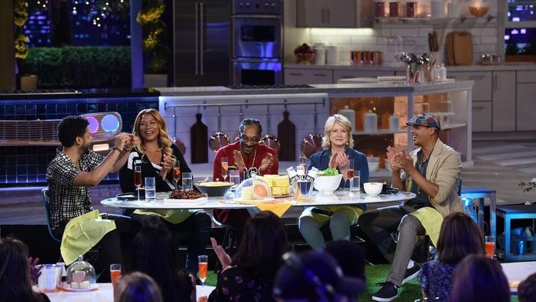 Martha & Snoop's Potluck Dinner Party staffel 2 folge 13 deutsch stream