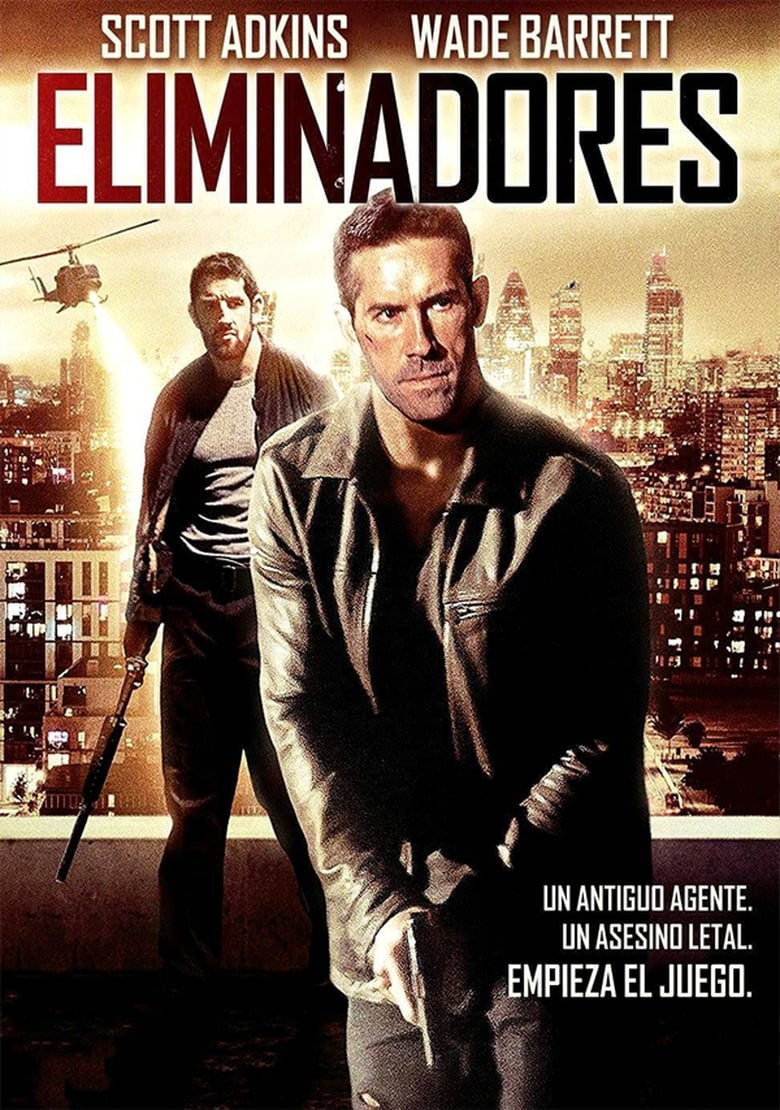 ELIMINATORS Película Completa HD 720p [MEGA] [LATINO]