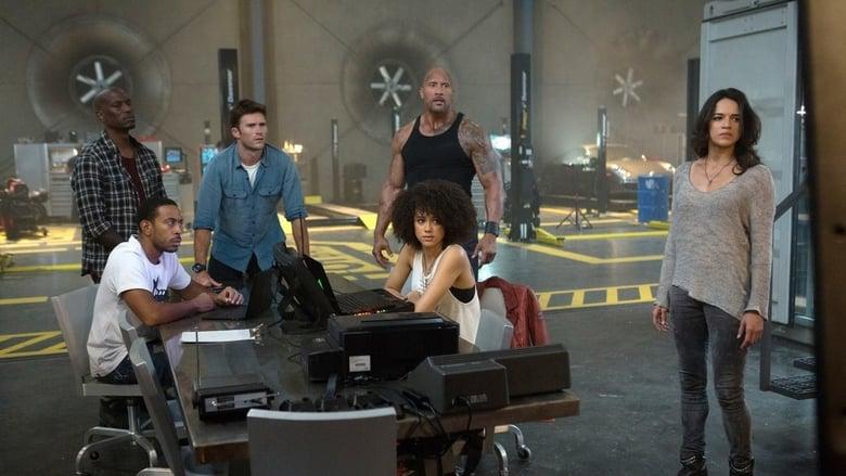 Trailer de la Pelicula Fast & Furious 8 online