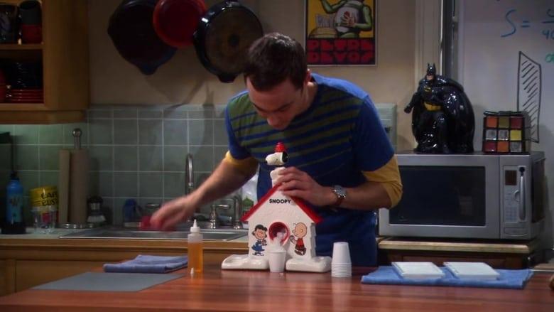 The Big Bang Theory Season 4 Episode 6