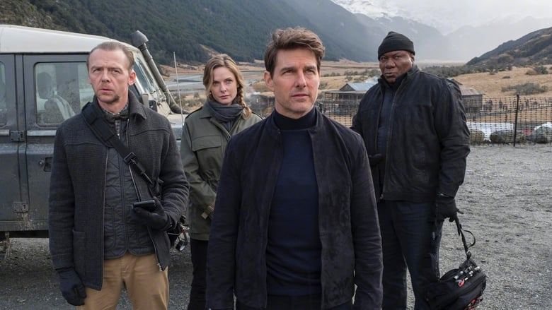 Mission: Impossible 6 Backdrop