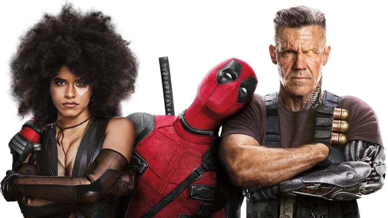 Deadpool 2 (2018) BluRay 720p 950MB Ganool