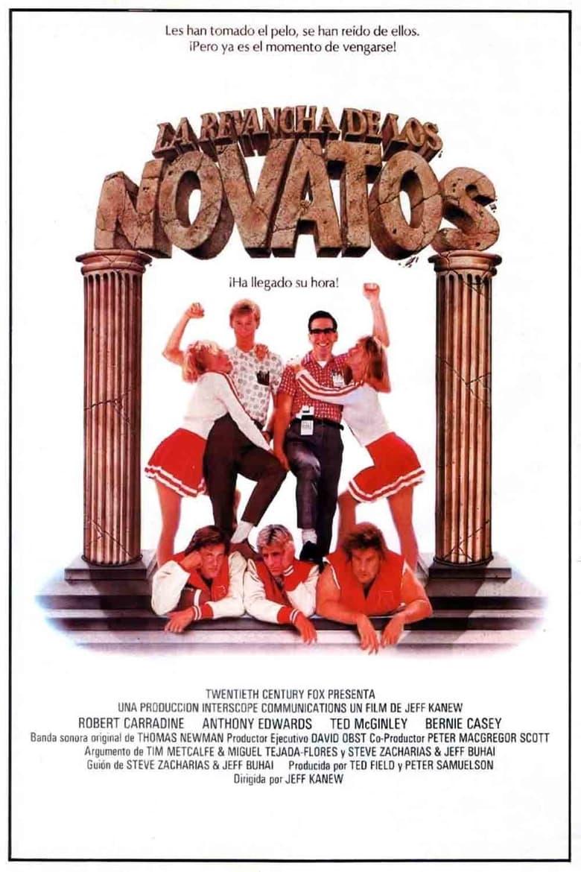Pelicula La Revancha de los Novatos (1984) DvdRip Latino Online imagen