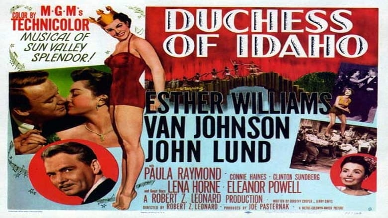Se Duchess Of Idaho filmen i HD gratis