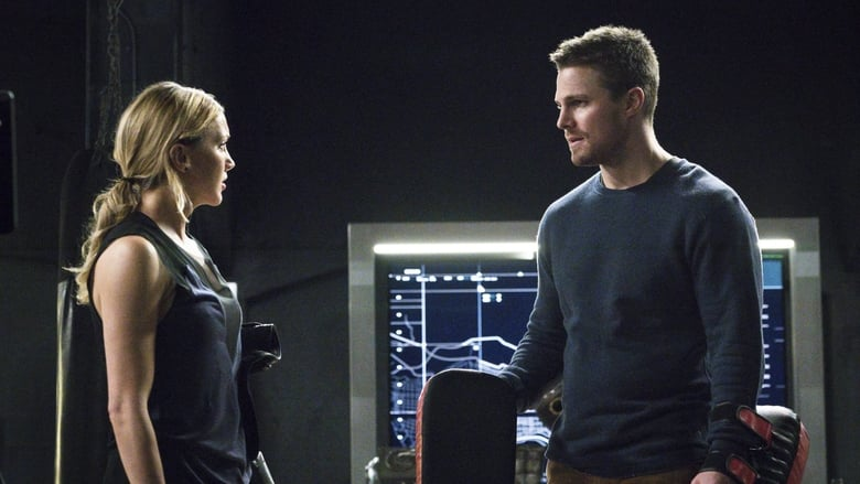 Arrow Saison 4 Episode 11