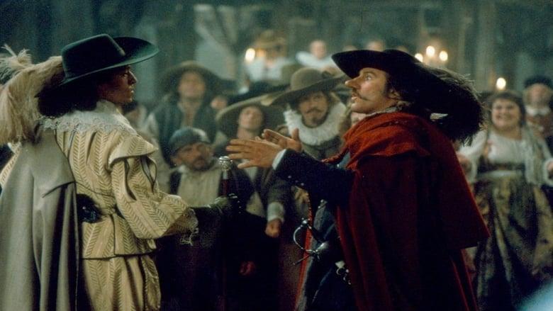 Cyrano de Bergerac koko elokuva ilmaiseksi