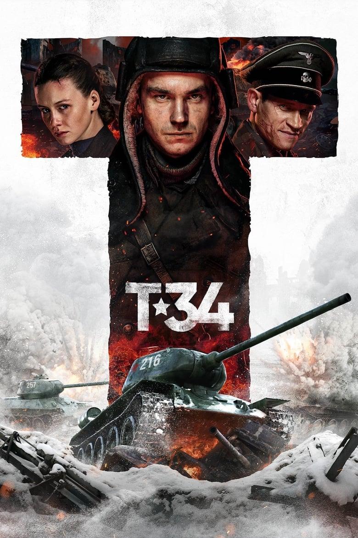 T-34 (2018) HD 720P LATINO/RUSO
