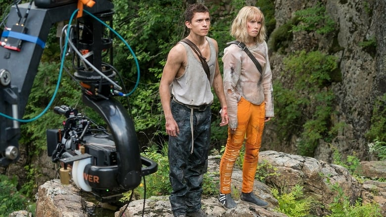Chaos Walking Backdrop