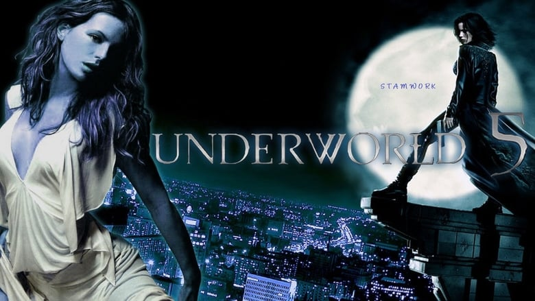 Underworld Blood Wars Backdrop