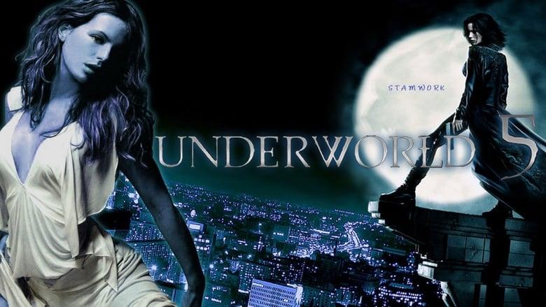 Underworld Blood Wars Backdrop
