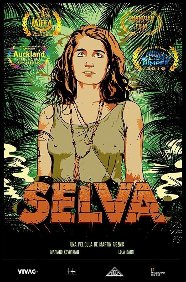 Selva (2017) DvdRip Latino