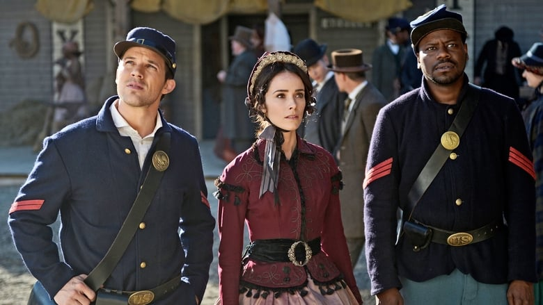 Timeless Saison 1 Episode 2